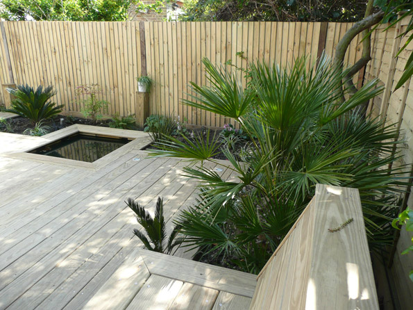 Various Deck Projects - ©Max Simonis