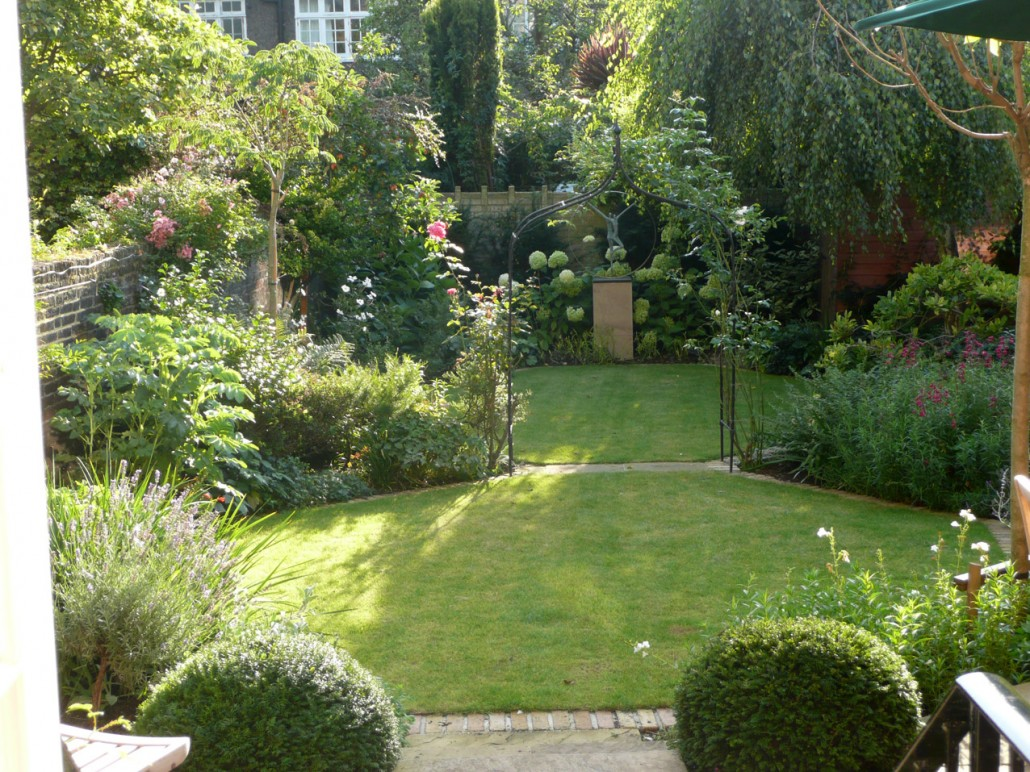 Traditional Garden Camberwell Grove
